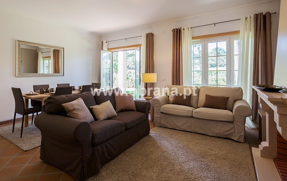 2 Bedroom Golf View Townhouse